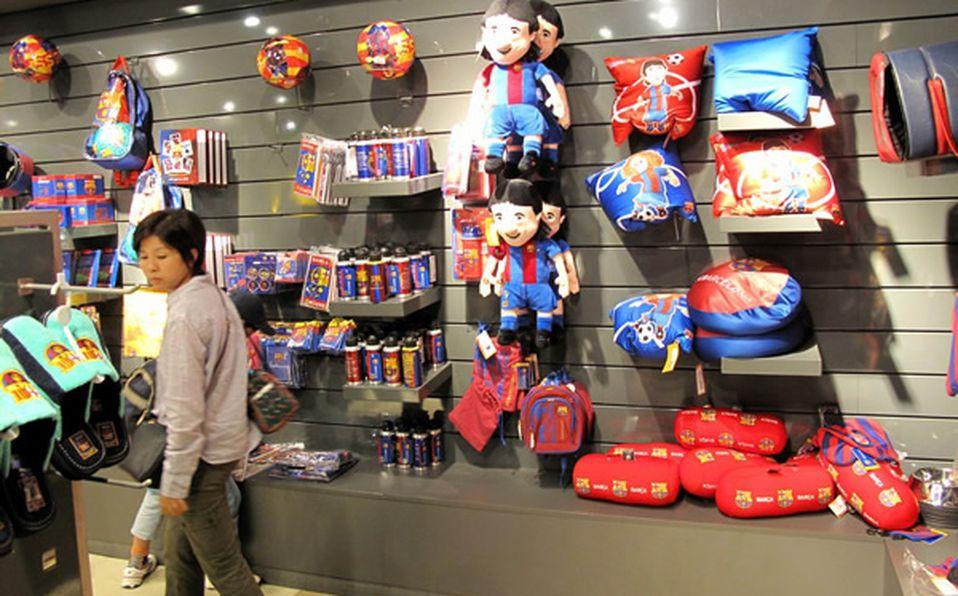 El Barcelona abrirá tienda oficial en México 351be12efc791