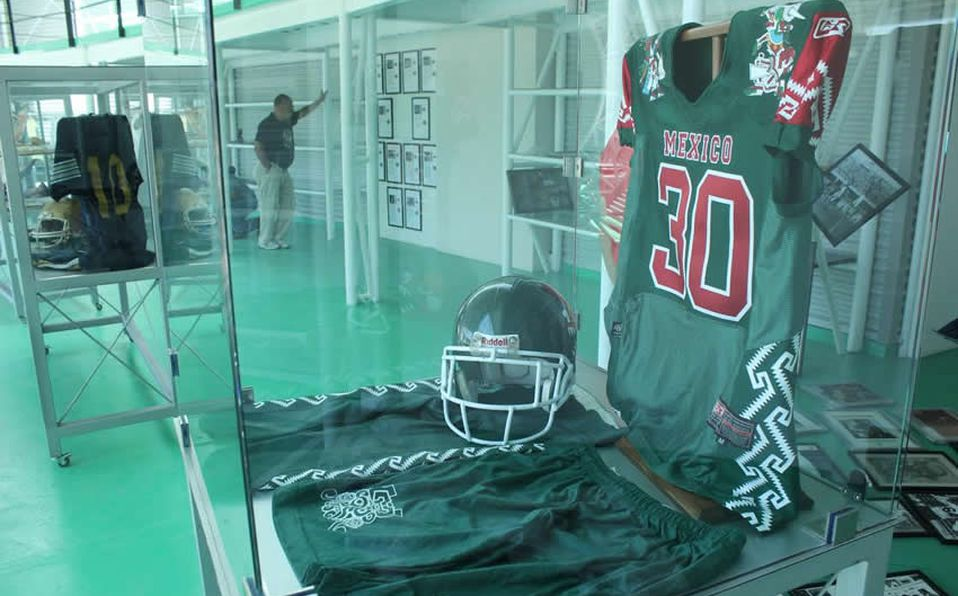 Reinaugurarán Salón de la Fama de futbol americano en México 4de3f027e48