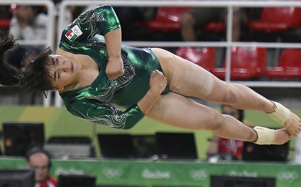Cuándo compite Alexa Moreno | All Around Gimnasia Tokio 2020 - Mediotiempo