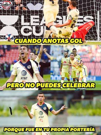 Memes del América vs Tigres en Leagues Cup   Futbol Total