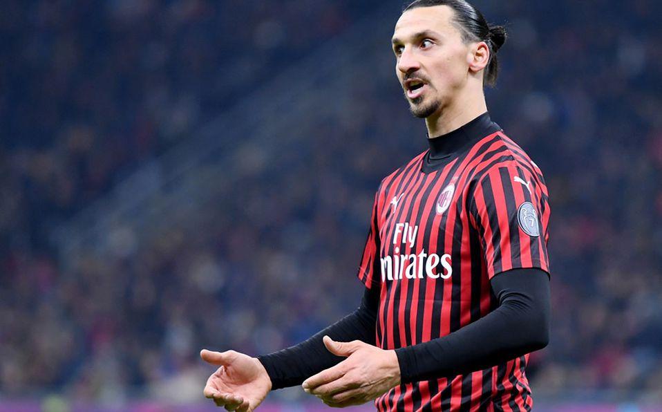 Ni el Milan ni Ibra están para jugar Europa League: Zlatan ...
