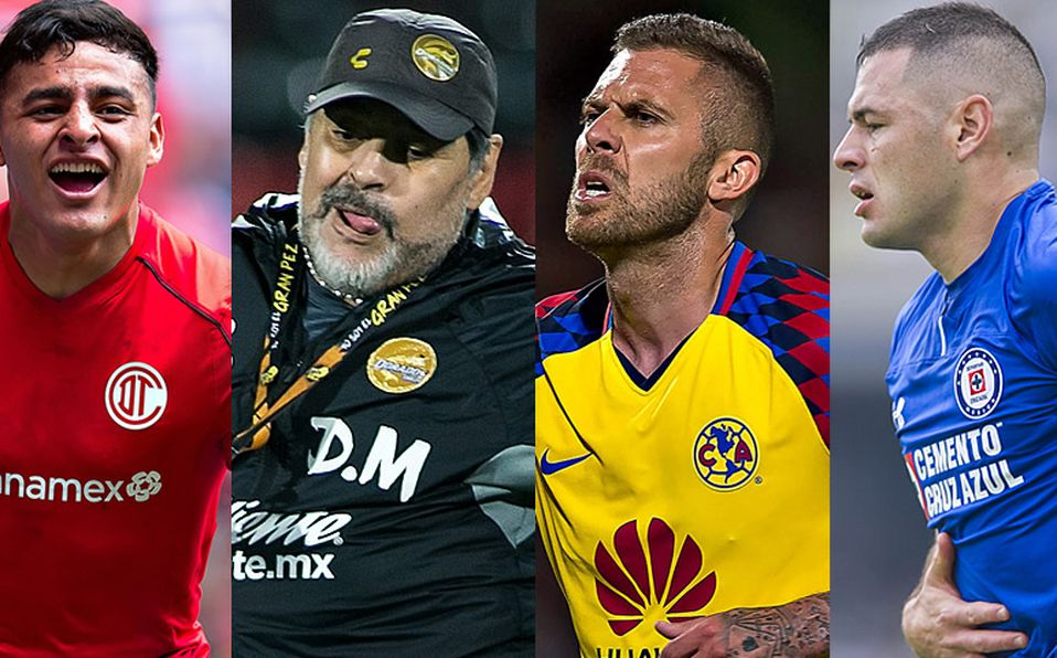 Las  bombas  del 2018! Los 10 fichajes más sonados del futbol mexicano 5e81fdfce9232