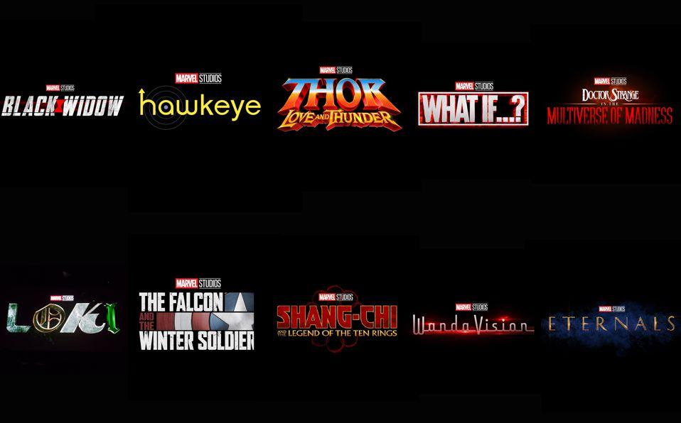 Universo Marvel Fase 4: Confirman películas, series, fechas y ...