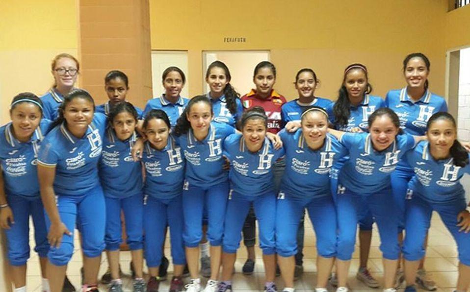 bd049a19ccc5 Más problemas que jugadoras en Honduras - Mediotiempo