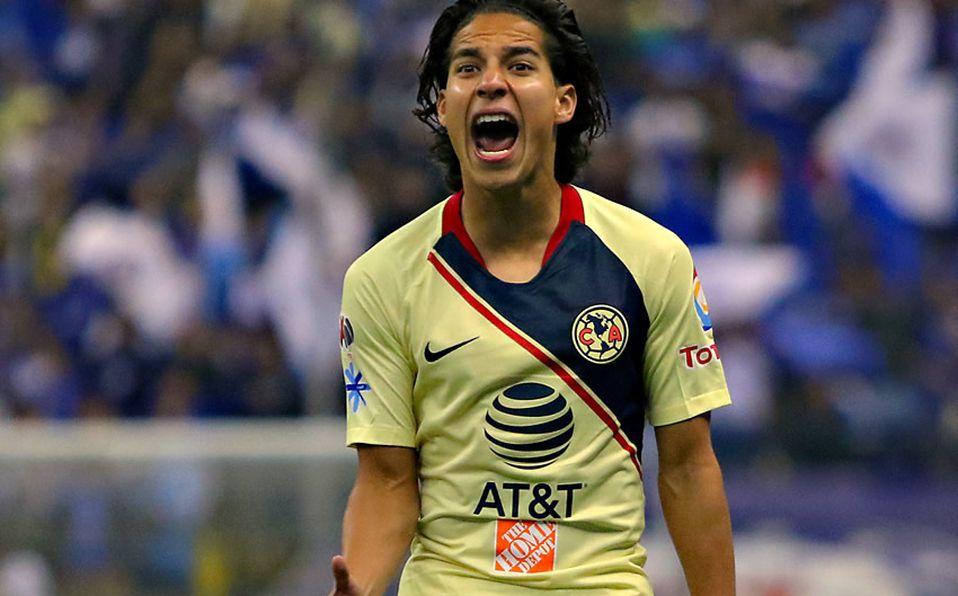 519cc44ed81 Diego Lainez, nuevo refuerzo del Betis: Club América lo hizo oficial ...