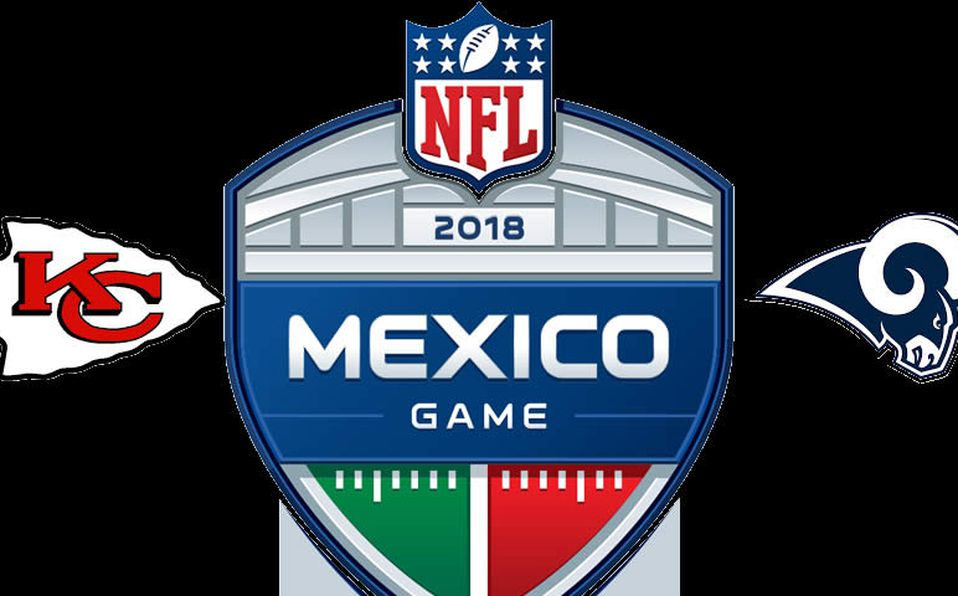 17e7e65007907 NFL México 2018  Kansas City Chiefs vs Los Angeles Rams