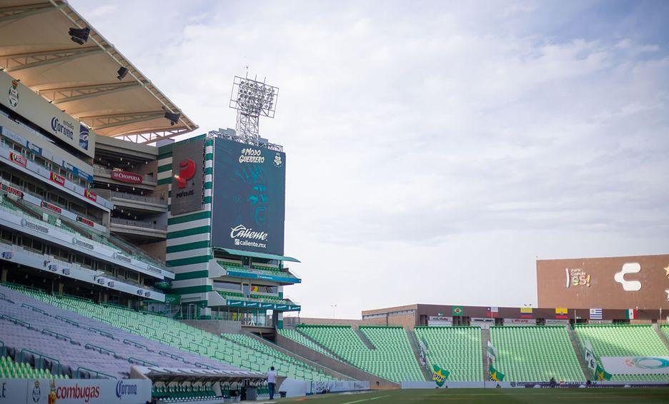 Santos volverá a abrir su estadio a sus aficionados para el partido ante León