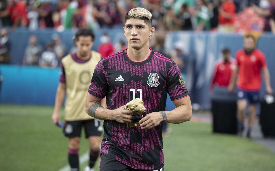 Alan Pulido reportará con México a pesar de lesión; no sería llamado el Chicharito en su sustitución