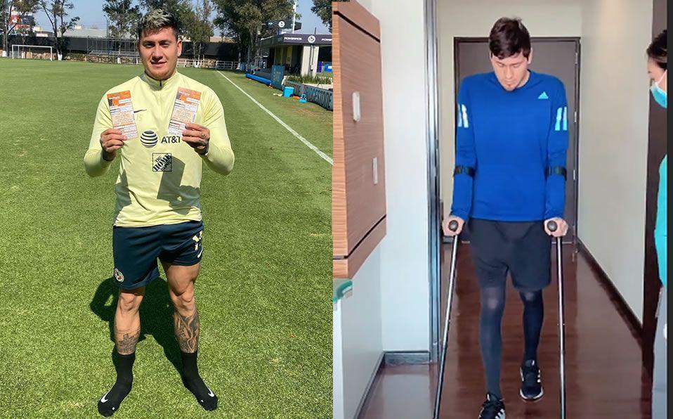 Nico Castillo y su dramático cambio físico tras superar la trombosis -  Mediotiempo