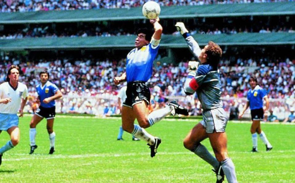Diego Maradona: La Mano de Dios y el Gol del Siglo, Aniversario -  Mediotiempo