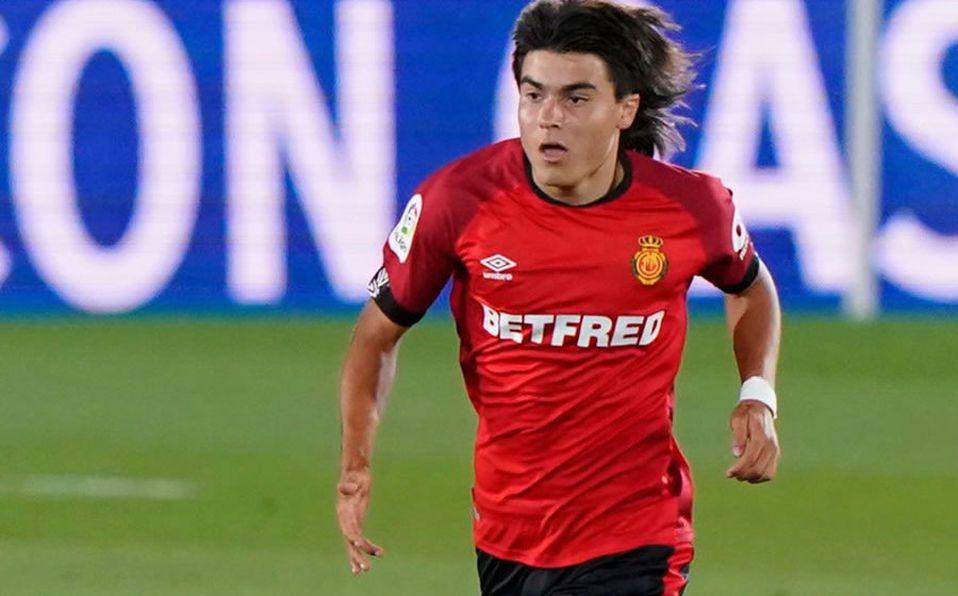Luka Romero señaló que vivió 'un momento increíble' en su debut ...