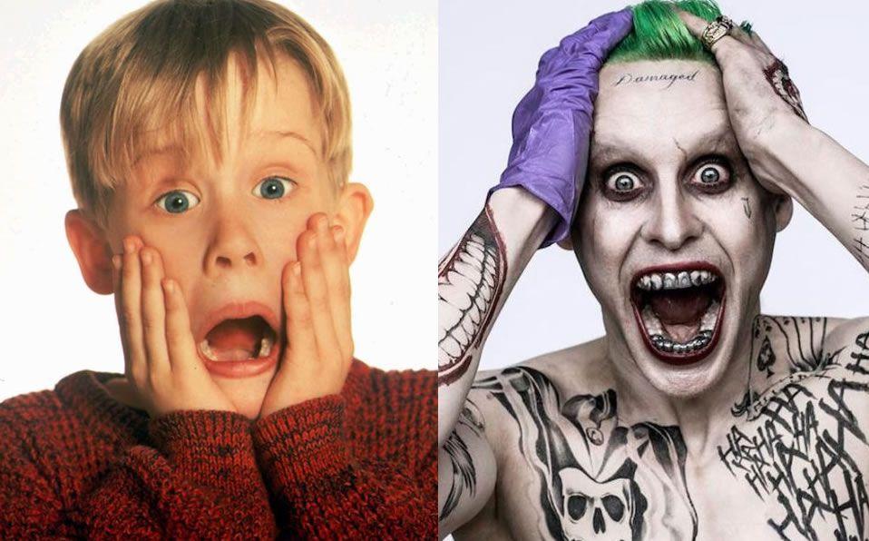 Resultado de imagem para macaulay culkin joker