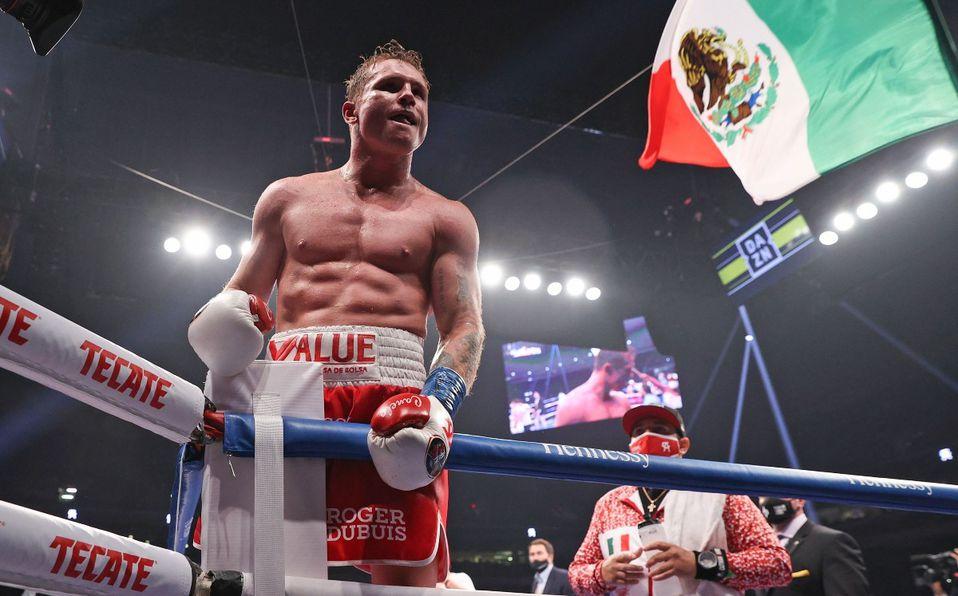 Canelo Álvarez no pelearía en Febrero en Guadalajara