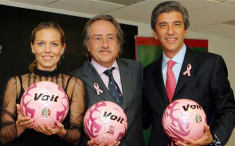 Se jugará con balón rosa durante cuatro fechas 0d4ccbc08923e