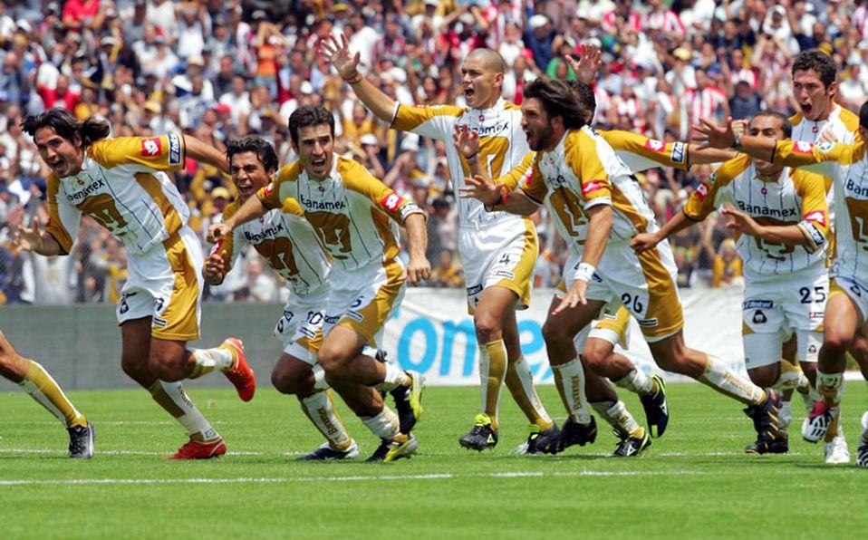 Resultado de imagen para pumas campeon 2004