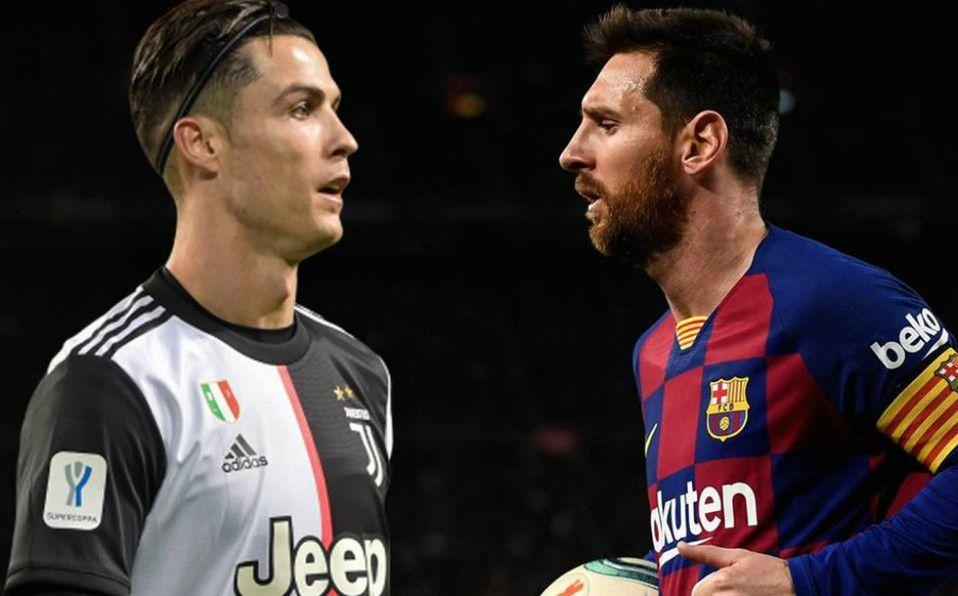 Lionel Messi Y Cristiano Ronaldo Juntos Una Llamada Lo Impidio Mediotiempo
