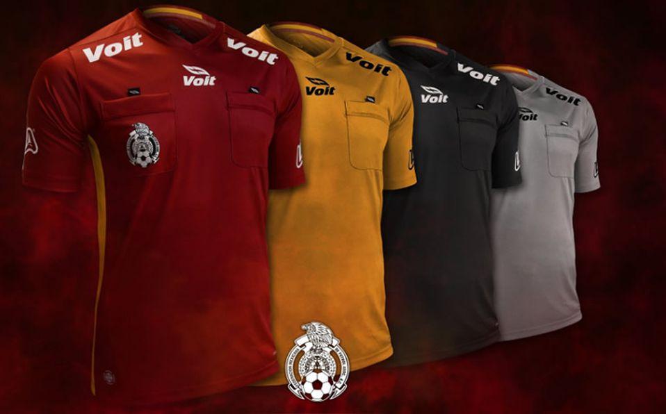 Los árbitros tendrán nuevos uniformes para la Temporada 2018-2019 9ab79a82d9c80