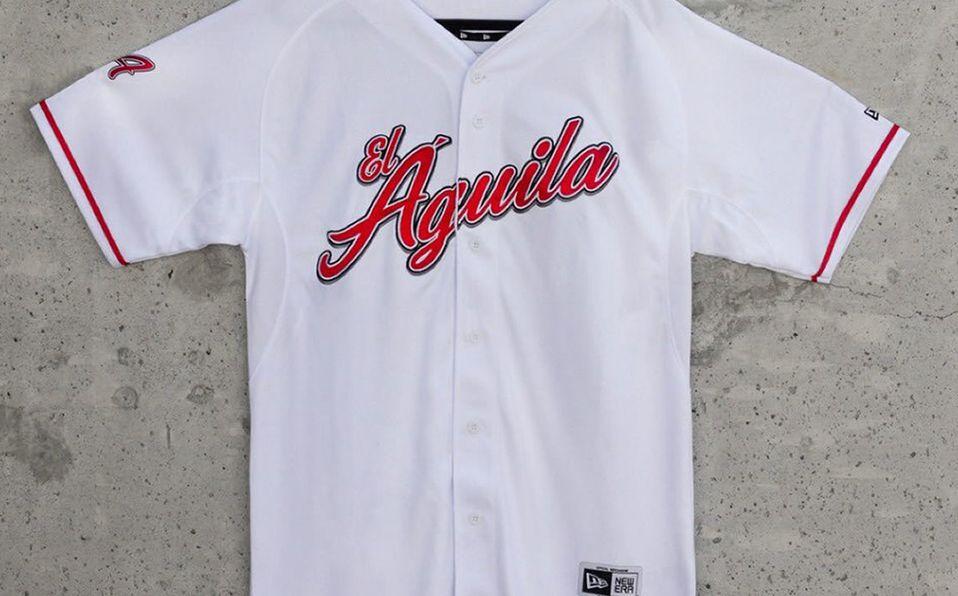 Águila de Veracruz presenta sus uniformes para 2021, tendrá cinco jerseys distintos