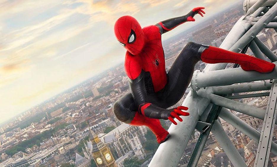 Spider Man Far From Home Una Canción De Menudo Suena En La Película Mediotiempo