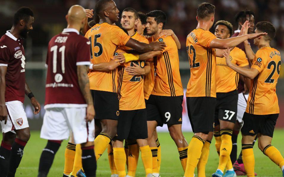 'Los Lobos', Wolverhampton, Raúl Jiménez, UEL, Torino