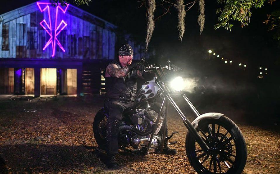 WWE. Accidente en WrestleMania en lucha Undertaker-AJ Styles ...