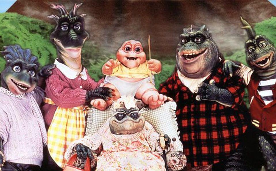 """Vuelve """"Dinosaurios"""", la famosa serie de los 90"""