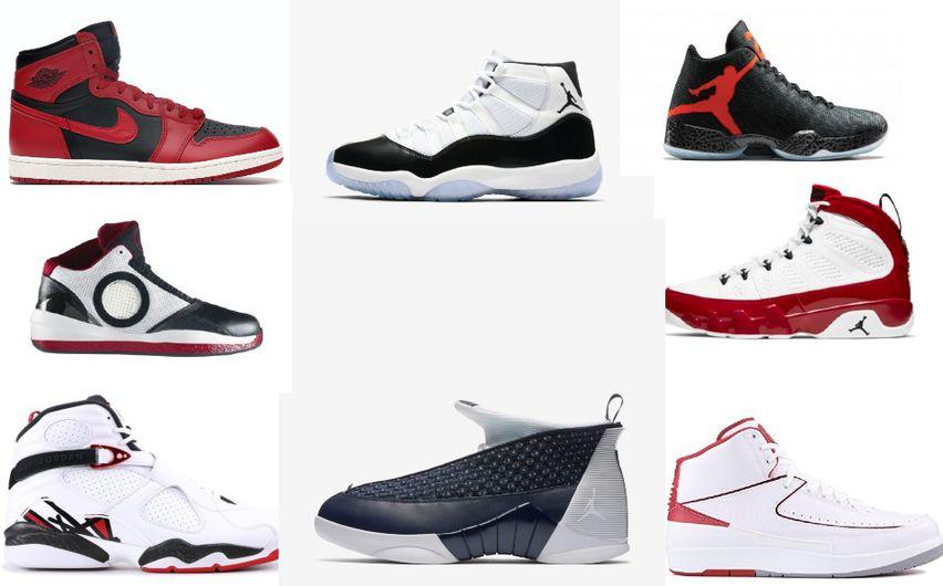 Confrontar whisky Exponer  Michael Jordan. ¿Cuáles son los tenis Air Jordan de Nike más vendidos? -  Mediotiempo