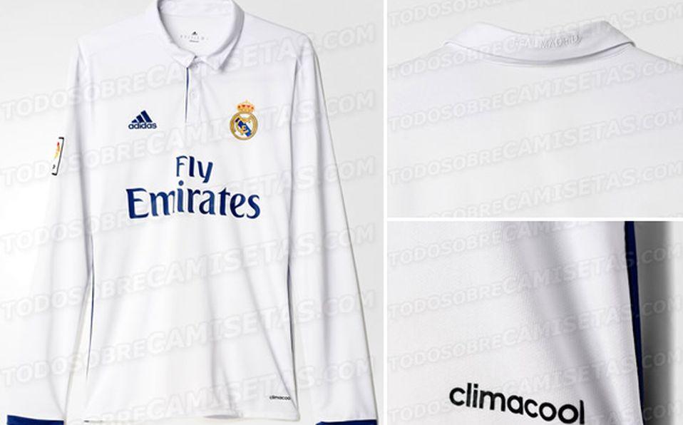 e268e152cda66 Filtraron nueva playera del Real Madrid