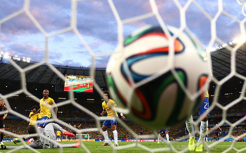 Brasil venderá las redes del 7-1 contra Alemania con fines