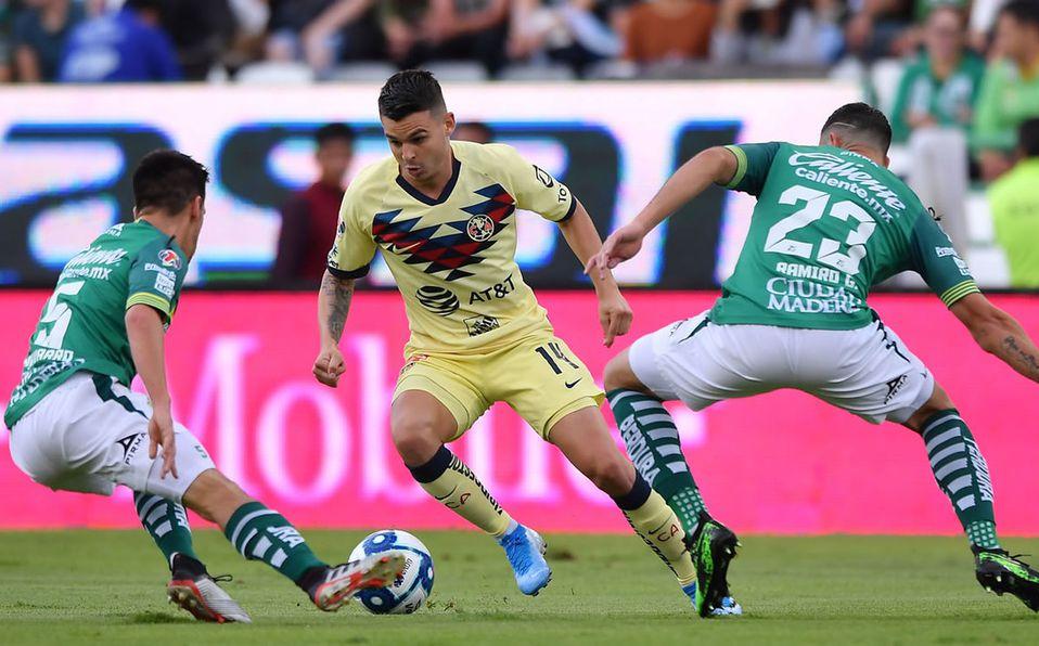 Leon Vs America Como Y Donde Ver En Vivo La Jornada 14 De Liga Mx Mediotiempo