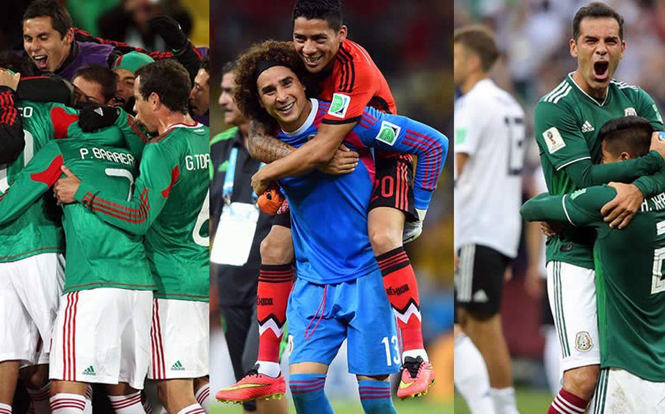 Selección Mexicana en Mundiales 2010 876560a710d