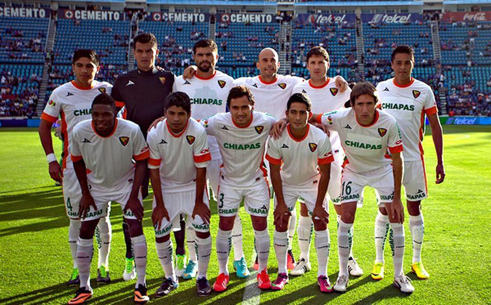 El cuadro de Chiapas apuesta por Ochoa como única punta. 0404dca199912