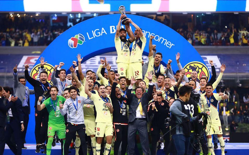 2d63b739345 América también es el equipo más ganador de la Confederación. (Imago7)