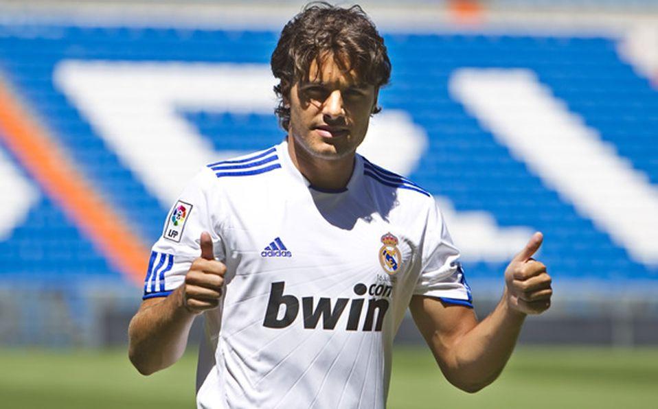 Real Madrid presentó a Pedro León - Mediotiempo