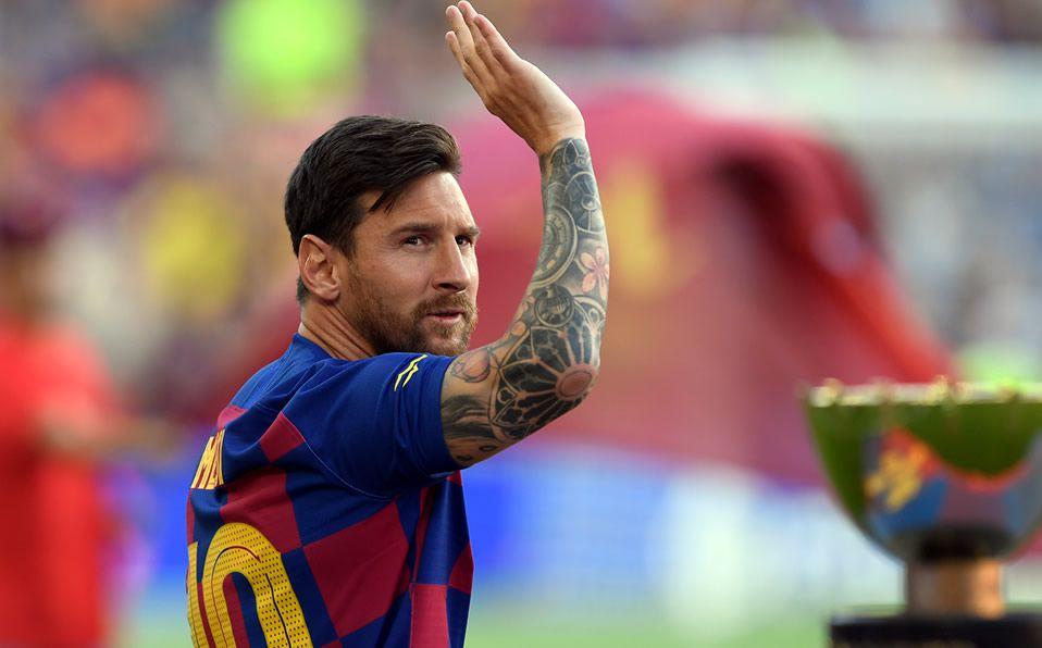 Barcelona: Lionel Messi es libre de negociar a partir del 1 de ...