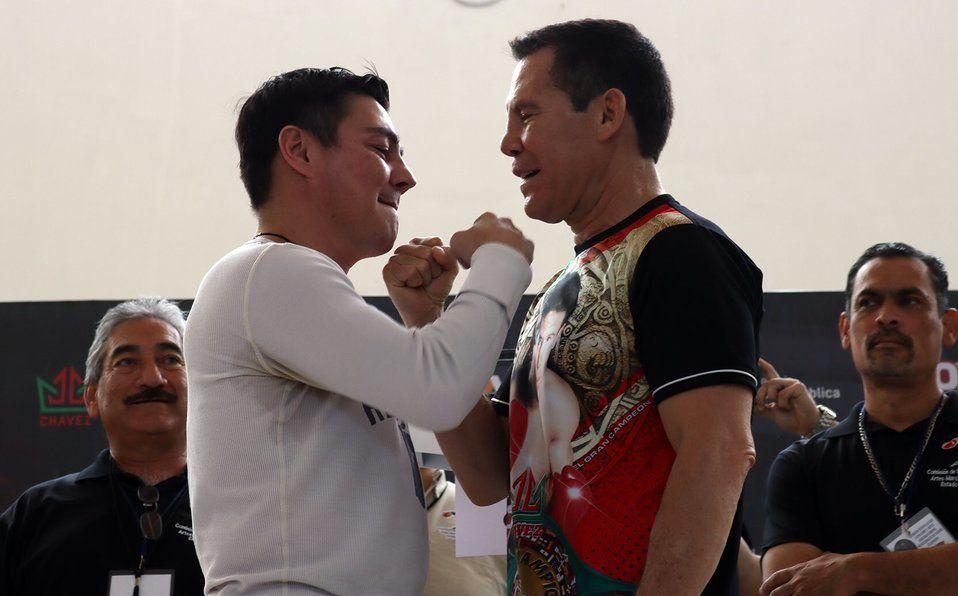 Jc Chavez Vs Travieso Arce Resumen De Su Pelea De Exhibicion Mediotiempo