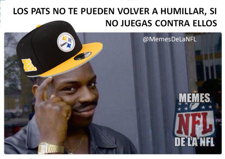Los Steelers Son La Burla De Los Memes Tras Perder Con