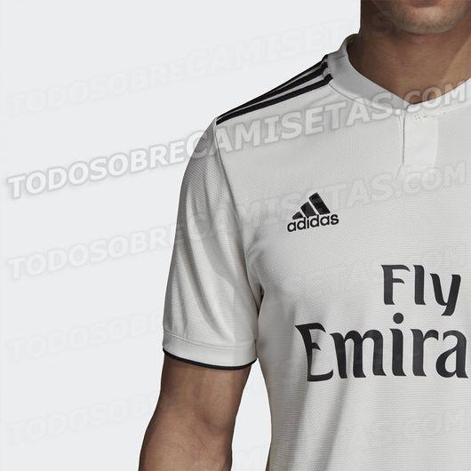 4b413c65f6ce3 Las nuevas playeras del Real Madrid 2018-2019