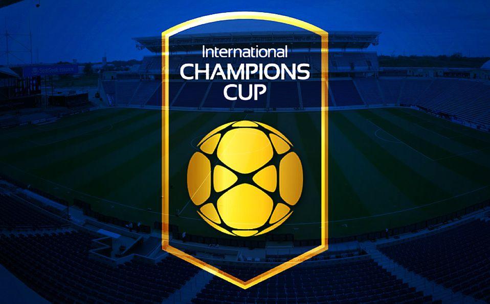 Chivas International Champions Cup Calendario.International Champions Cup 2019 Fechas Horarios Y Equipos
