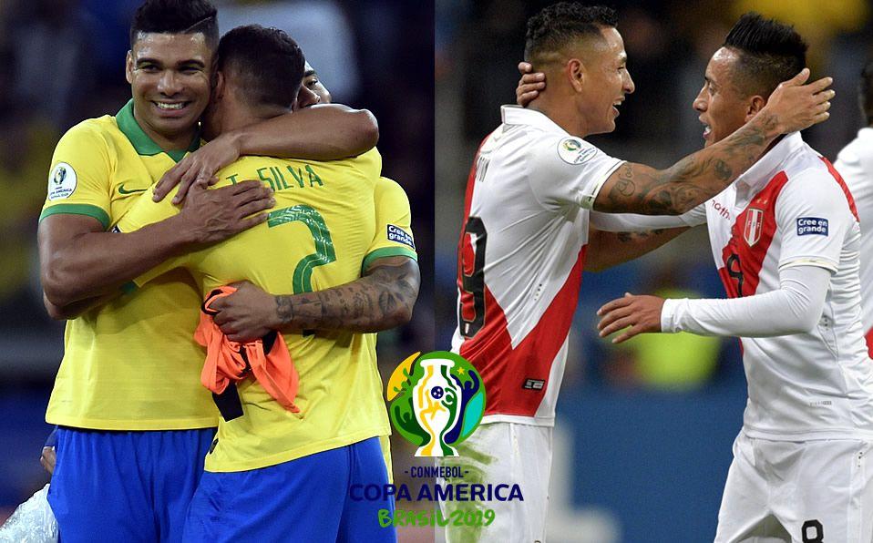 Resultado de imagen para brasil vs peru