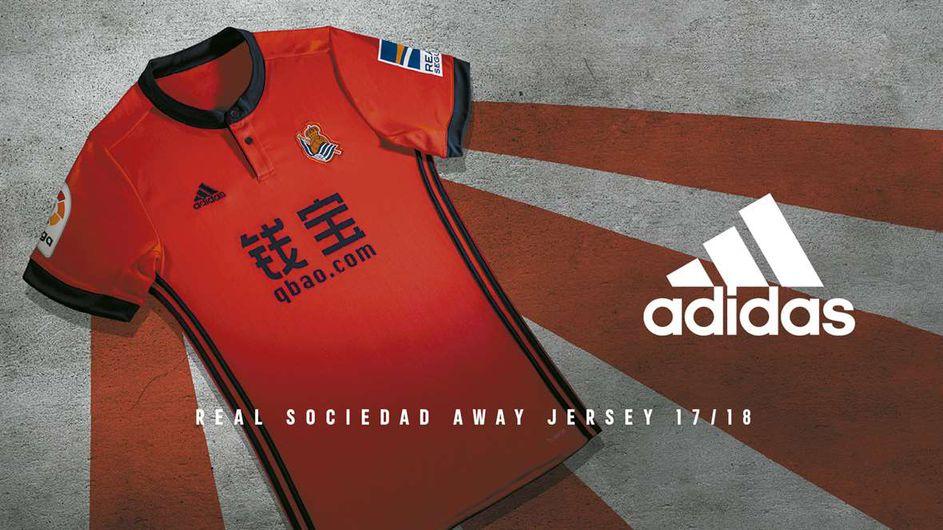 La Real Sociedad presentó sus nuevos uniformes adaf32d856906