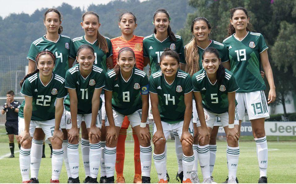 Tri Femenil Sub-17 sostendrá amistosos de lujo previo al Mundial 2891753e73d5e