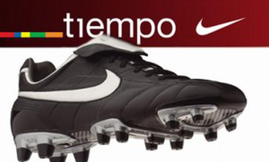 Fobia África Sicilia  Conoce las nuevas botas Nike Tiempo Air Legend - Mediotiempo