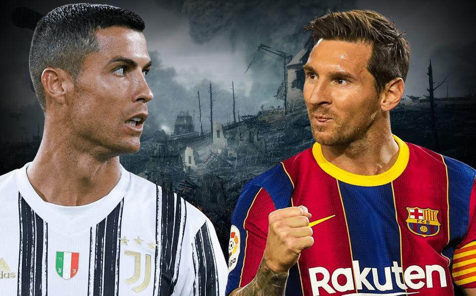 Barcelona Vs Juventus De Champions League Podria Jugarse Con Publico Mediotiempo