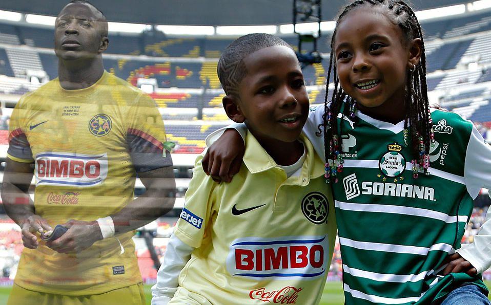 finest selection 2a56a 0f0f9 América: Foto conmovedora del hijo de Christian Benítez en ...
