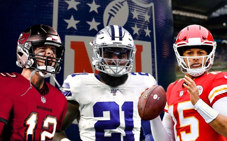 NFL Calendario 2020. Fechas de inicio temporada y Super Bowl 2021