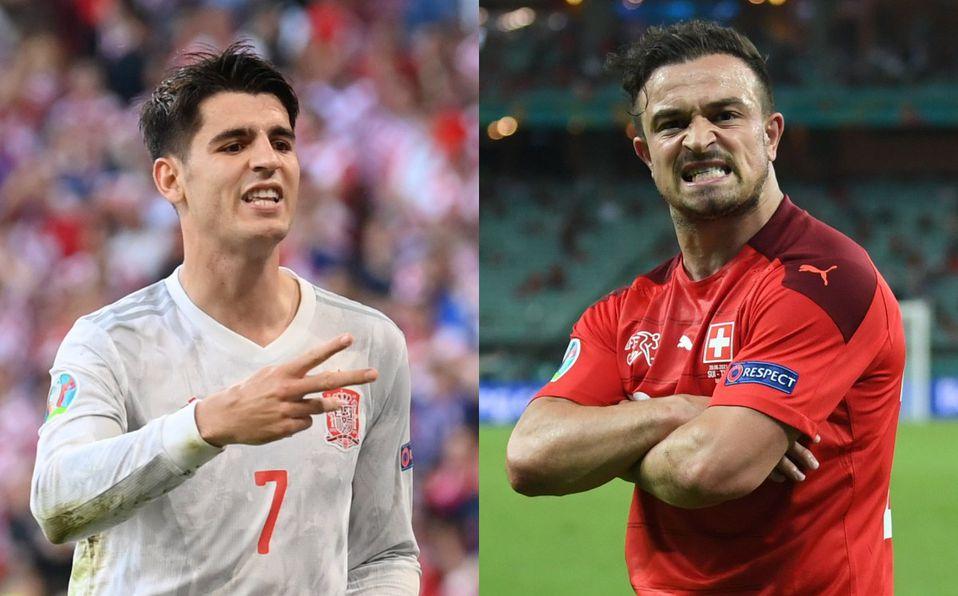 Dónde VER Suiza vs España HOY. Cuartos Eurocopa 2021 - Mediotiempo