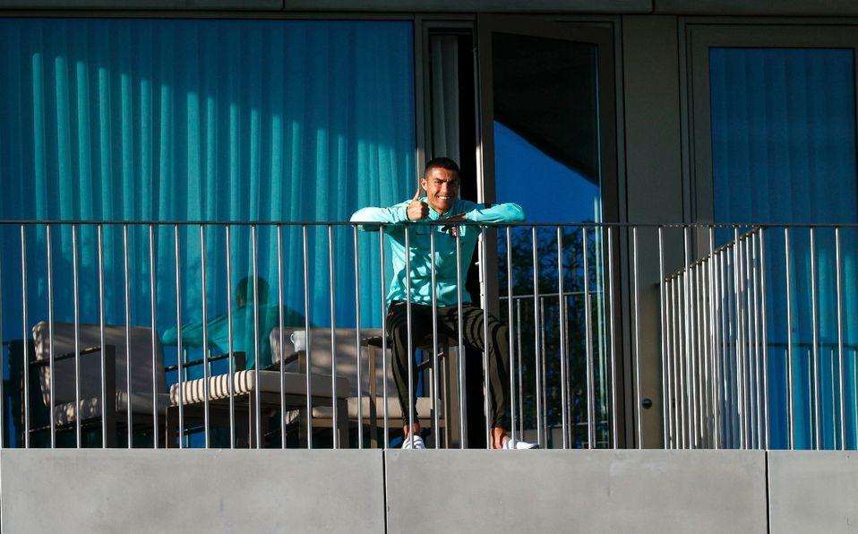 Cristiano viaja de regreso a Italia en jet-ambulancia - Mediotiempo
