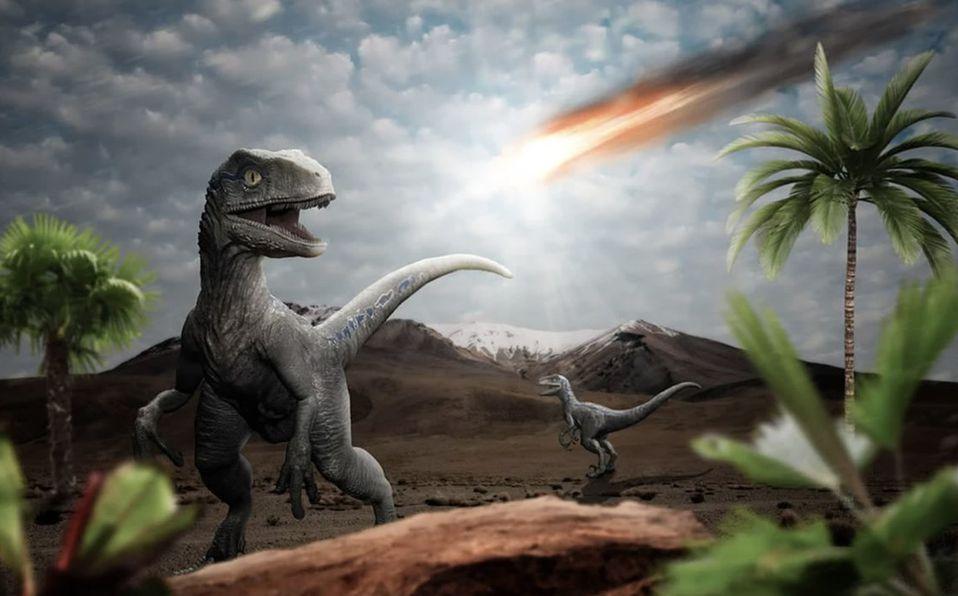 Meteorito No Extinguio A Dinosaurios Teoria De Ipn Cambiaria Historia Mediotiempo En vídeo, el meteorito no mató a los dinosaurios. meteorito no extinguio a dinosaurios