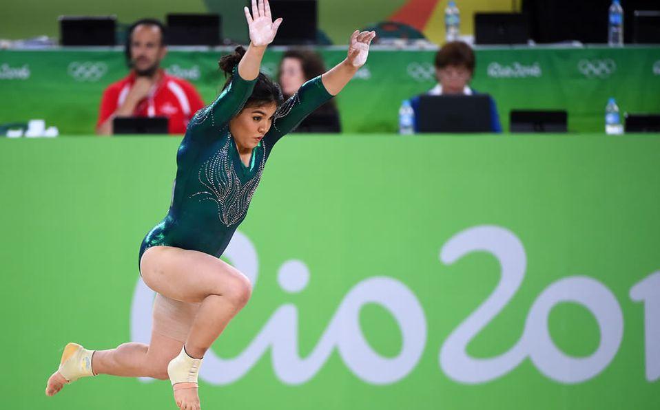 La mexicana ya tiene su boleto para los los Juegos Olímpicos de Tokio 2020. FOTO: MEXSPORT.